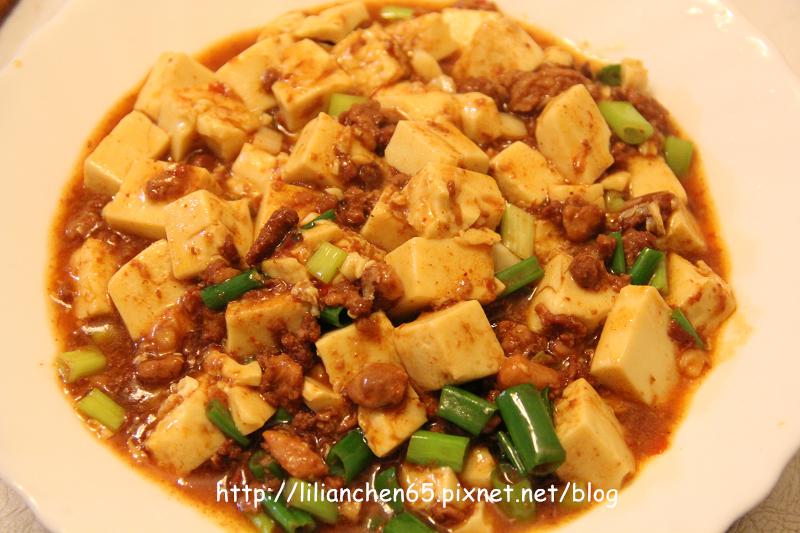 莉莉安的私房菜.....麻婆豆腐