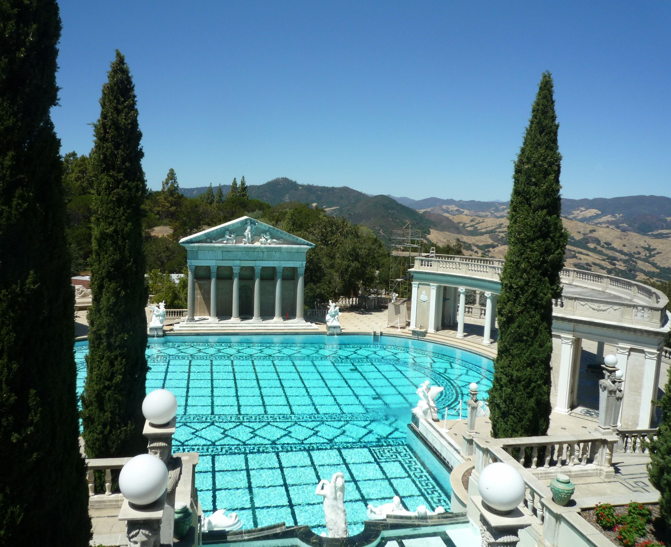 Hearst Castle-Pool2.JPG