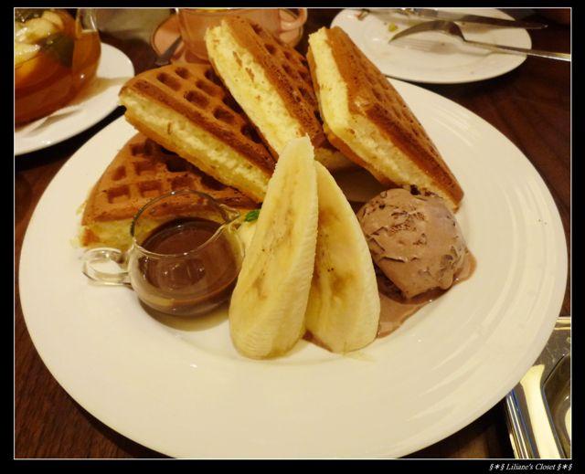 米朗琪-香蕉巧克力鬆餅NT140.JPG