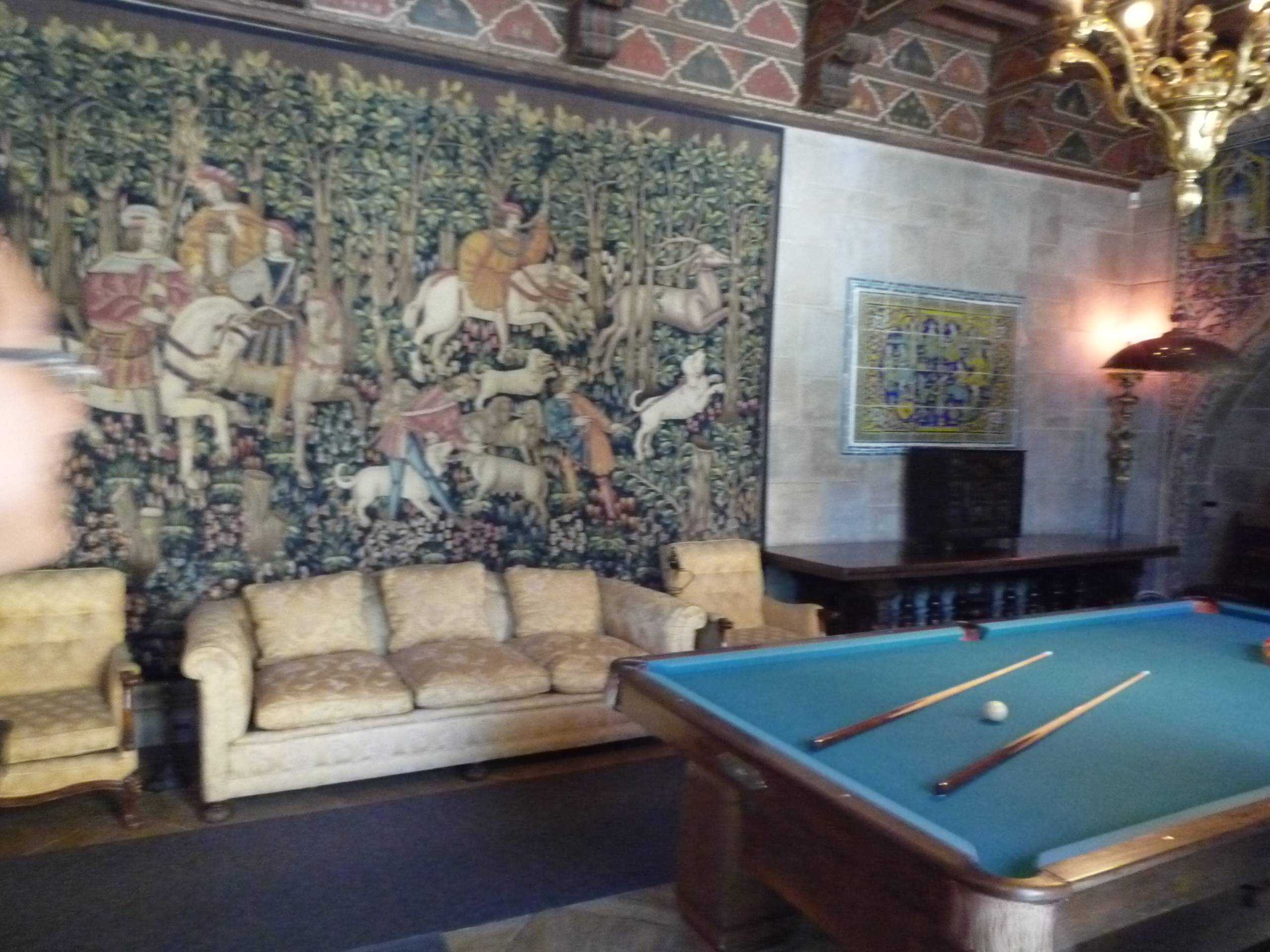 Hearst Castle-billard.JPG