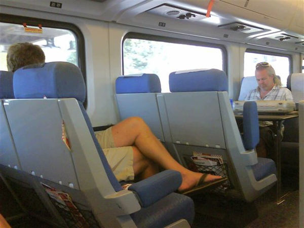 Amtrak車內.JPG
