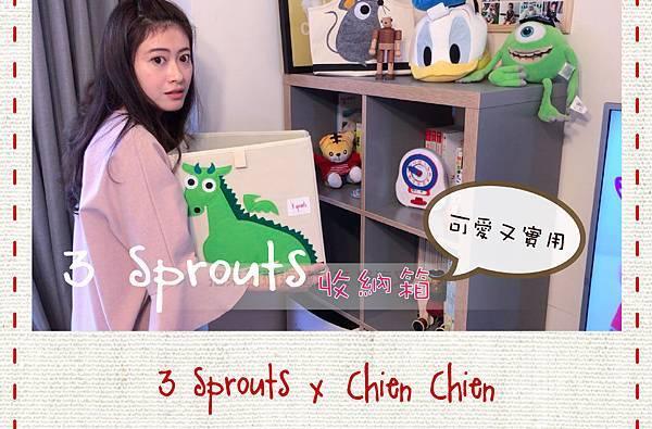 茜茜 育儿生活好好玩【超人气!加拿大3 Sprouts 可爱又实用的居家收纳好帮手】