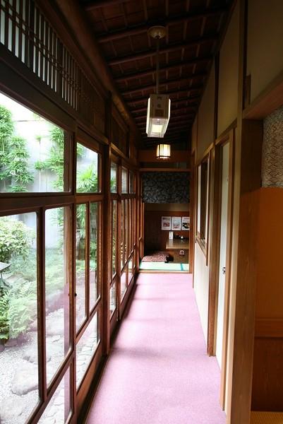 20071005北極星心斎橋本店迴廊.jpg