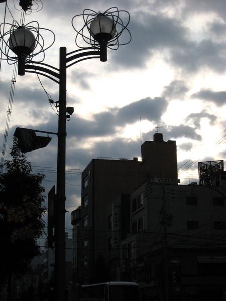 20071007京都忙碌天空.JPG