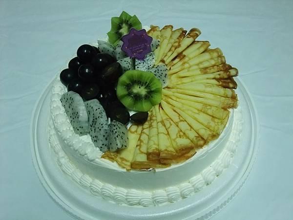 可麗餅蛋糕