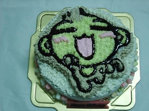 小猴子蛋糕