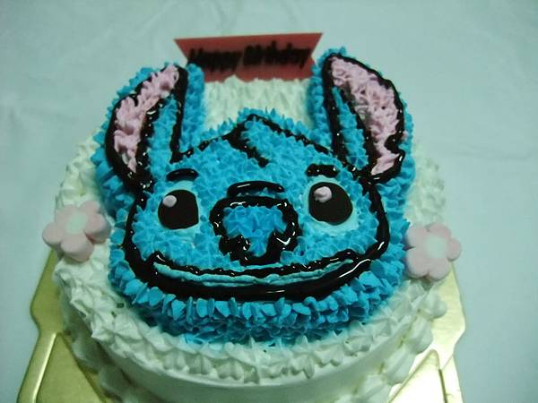 史迪奇蛋糕