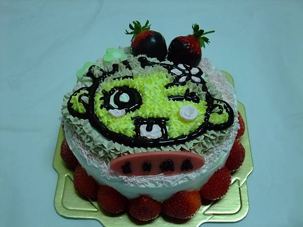 女生版的猴子蛋糕