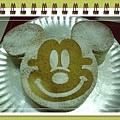 米奇蜂蜜蛋糕