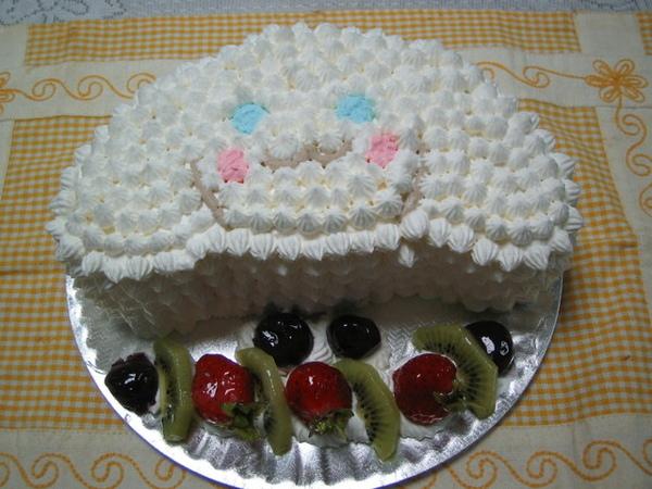 大耳狗蛋糕-我的