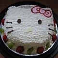 kitty造型蛋糕