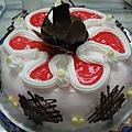 961123蛋糕裝飾課