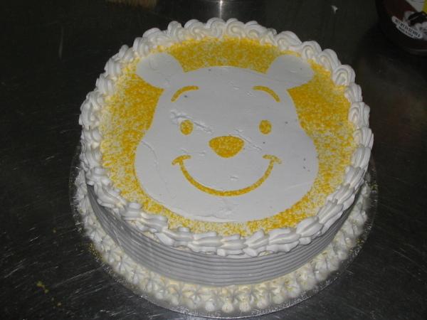 瘦瘦蛇的生日蛋糕