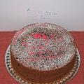 kitty巧克力蛋糕
