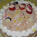 鮮奶油蛋糕