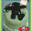 兒子的生日蛋糕