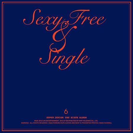 Sexy,Free&Single封面