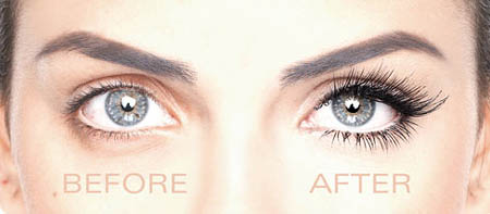 Eyelashes extension6