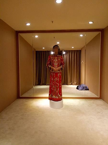 中式禮服 出租