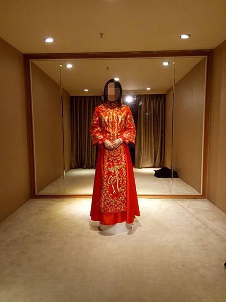 中式禮服出租  台北