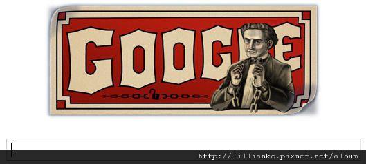 2011.03.24 Google homepage
