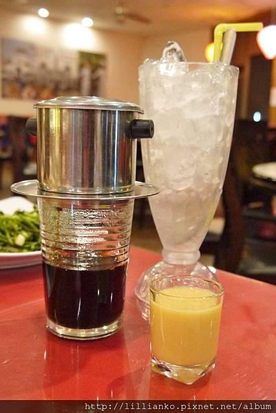 越南煉乳咖啡