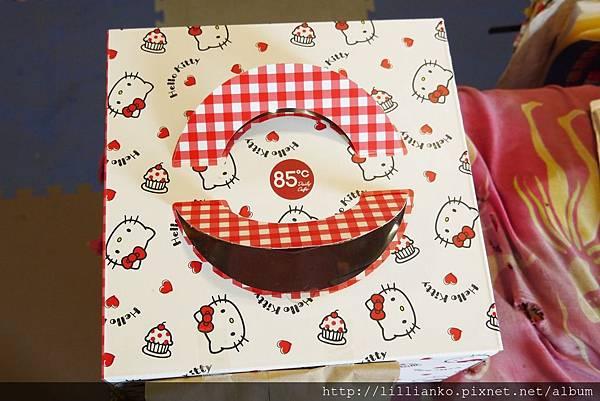 外盒- Hello Kitty 繽紛款 8吋 $650