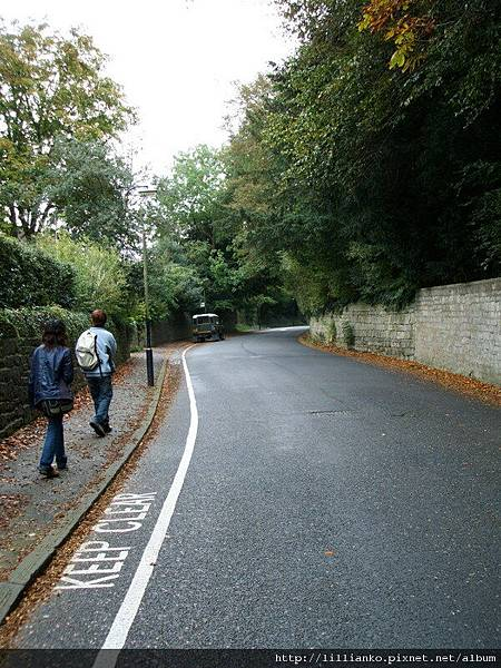 The way to my school
