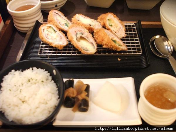 柯丫丫的海老+起司什麼餐