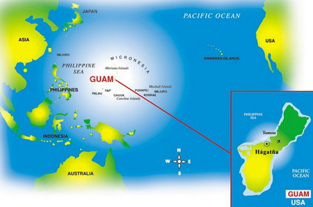 Love in guam - 1 part 1