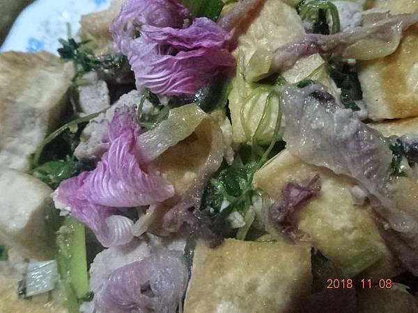 木芙蓉豆腐