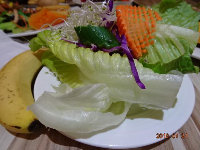 1080121花蓮藍天麗池飯店早餐