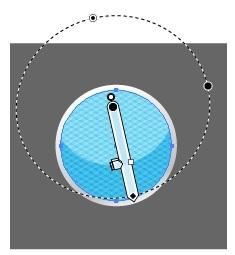 Illustrator-放射狀、漸層、圖樣