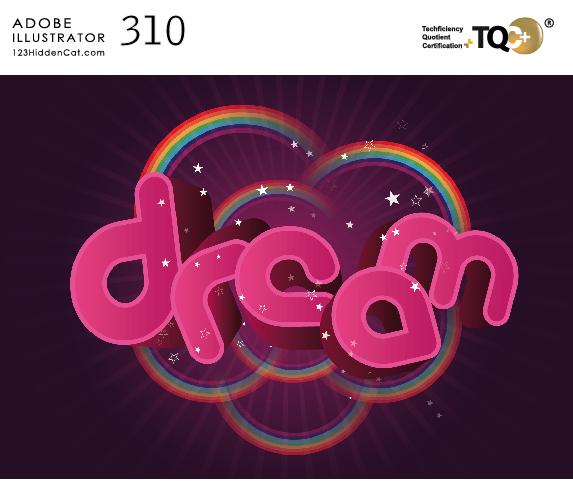 TQC+AdobeIllustrator電腦繪圖設計Demo310-01