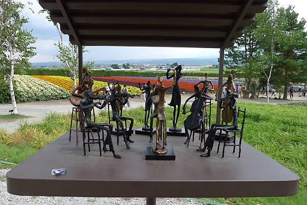 20130816富田農場裡的管絃樂團