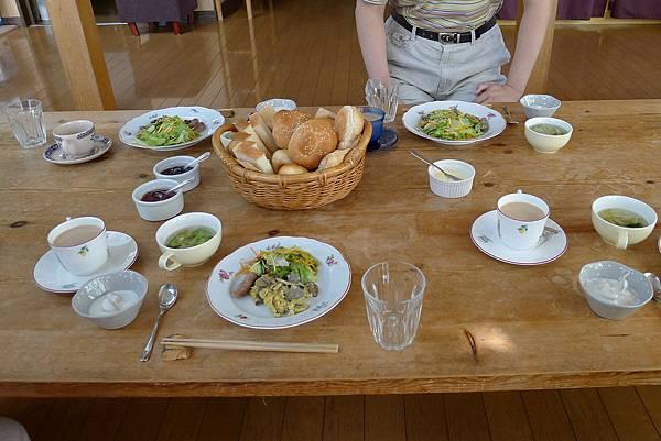 20130816MrGNU早餐