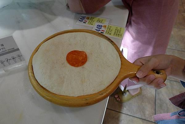 20130819鶴雅自製披薩