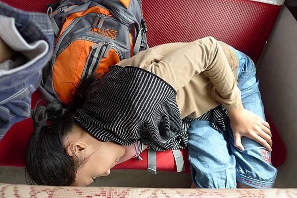 20130821女兒睡著了