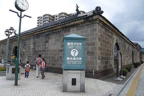 小樽運河Plaza
