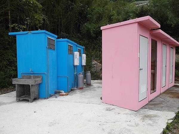 泰雅巴萊浴廁