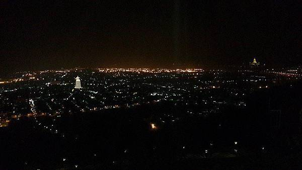 虎嘯山莊夜景