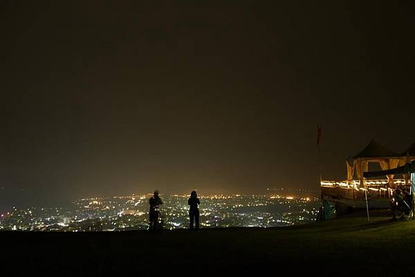 虎嘯山莊夜景1
