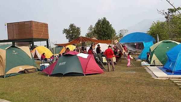 虎嘯山莊營地-