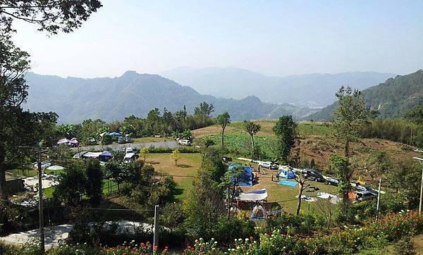 馬達法賴營地全貌