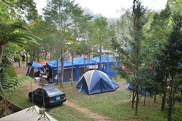 查書坊營地