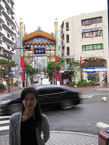 橫濱中華街...東西很貴...