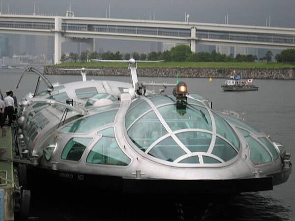 最新的未來號,不過我們做的是普通的船