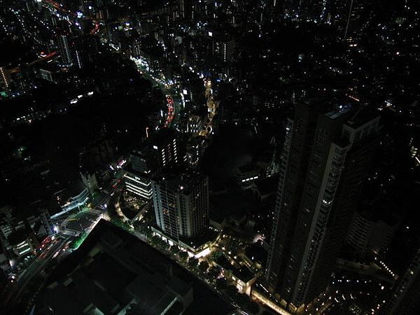 森大廈的夜景-2