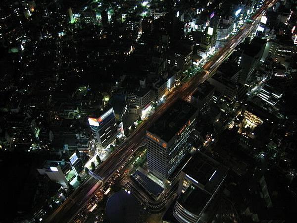森大廈的夜景-3