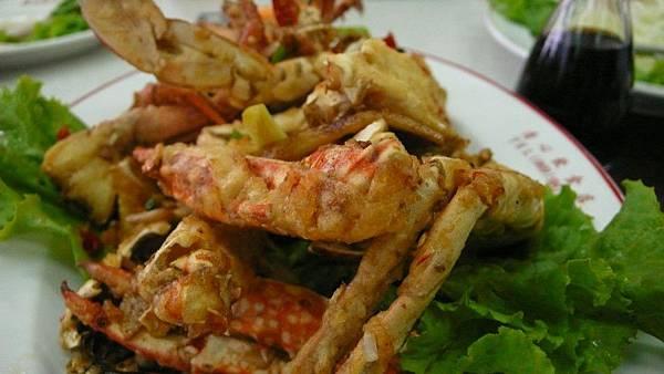 清心炒螃蟹